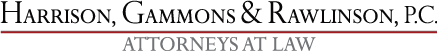 Harrison, Gammons & Rawlinson Huntsville Alabama Real Estate Attorneys Logo